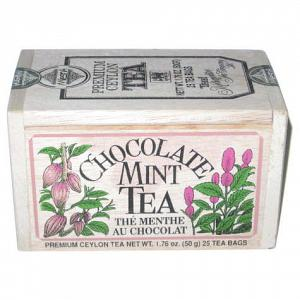 Metropolitan Tea Company Chocolate Mint Tea